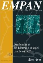 Empan. Dossier : Des femmes et des hommes : un enjeu pour le social ?