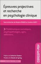 Épreuves projectives et recherche en psychologie clinique