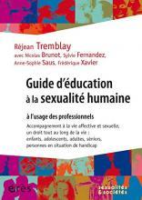 Guide d'éducation à la sexualité humaine à l'usage des professionnels