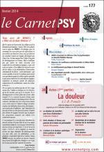 Le Carnet psy. Dossier « La douleur »