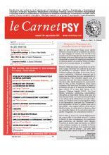 Le Carnet psy. Dossier « Des souris, des écrans et des hommes – 1re partie »