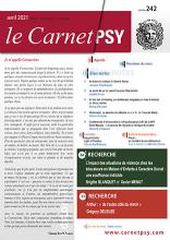 Le Carnet Psy n° 242