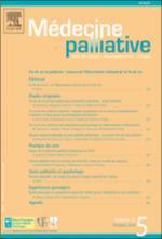 Médecine palliative n°15