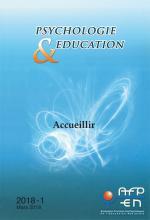 Psychologie et Éducation. Dossier « Accueillir »