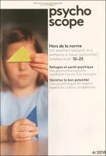 Psychoscope. Dossier « Le marché de l'intelligence »