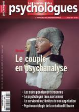 Le journal des psychologues n°284