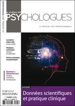 Le journal des psychologues n°345