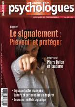 Le Journal des psychologues n°277
