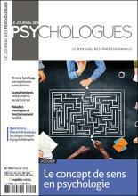 Le journal des psychologues n°354