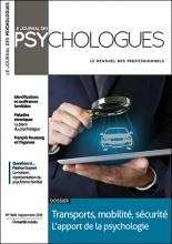 Le Journal des psychologues n°360