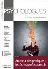 Le Journal des psychologues n°364