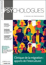 Le Journal des psychologues n°375