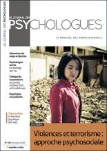 Le Journal des psychologues n°381