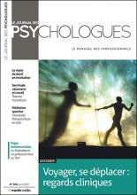 Le Journal des psychologues n°386