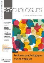 Le Journal des psychologues n°389