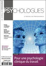 Le Journal des psychologues n°340