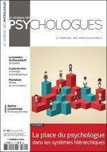 Le journal des psychologues n°341
