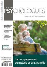 Le journal des psychologues n°342