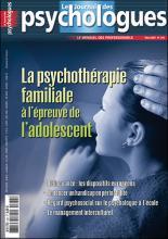 Le Journal des psychologues n°245