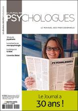 Le Journal des psychologues n°300