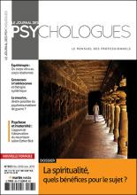 Le Journal des psychologues n°303