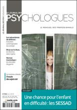 Le Journal des psychologues n°306