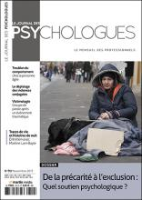 Le Journal des psychologues n°312