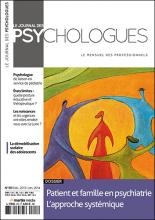 Le Journal des psychologues n°313