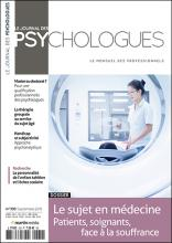 Le Journal des psychologues n°330