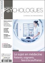 Le Journal des psychologues n°330