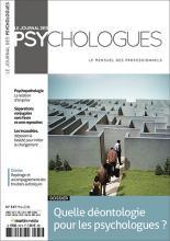 Le Journal des psychologues n°337