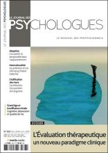 Le Journal des psychologues n°323