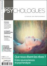 Le Journal des psychologues n°325